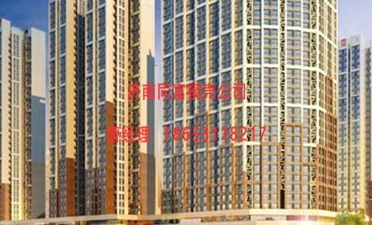 济南唐冶绿地城